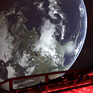 Liberty Science Center Opens with True8K Digistar 6