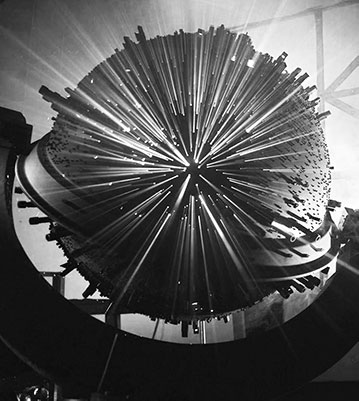 "Spitz STS ""Space Voyager"" planetarium"