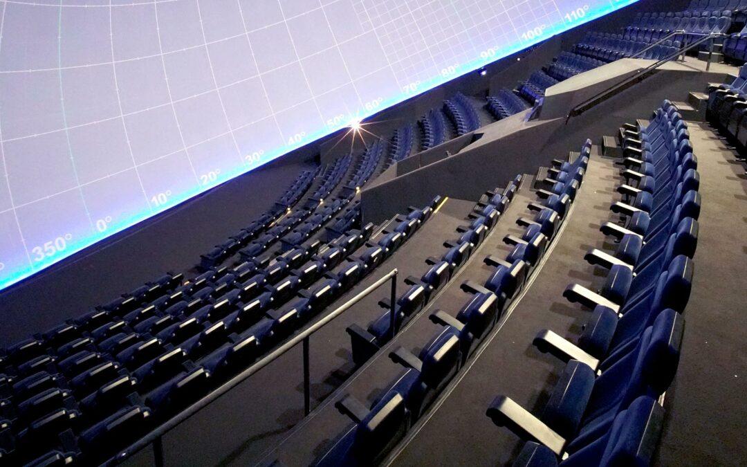 E&S Installs ESX Giant Dome Cinema at Omniversum