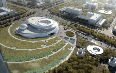 Evans & Sutherland Powers Experience at the New Shanghai Astronomy Museum