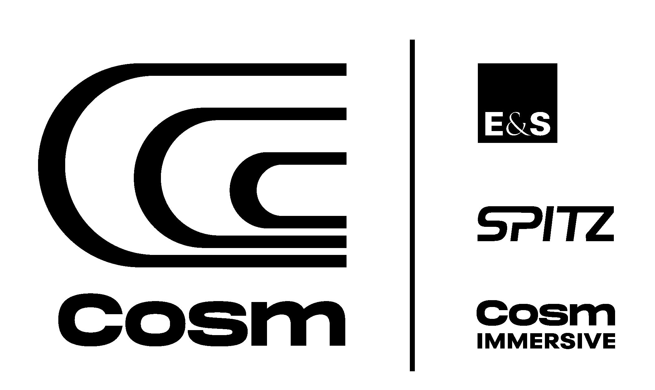 Cosm all companies logo