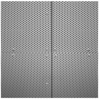 Spitz dome panel with Premium Seam process