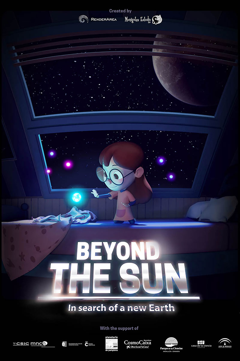 Beyond the Sun show poster