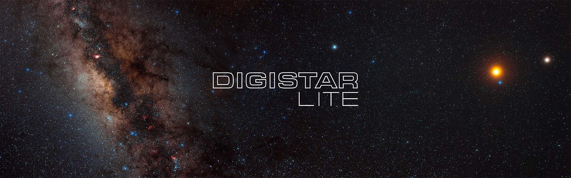Digistar Lite logo